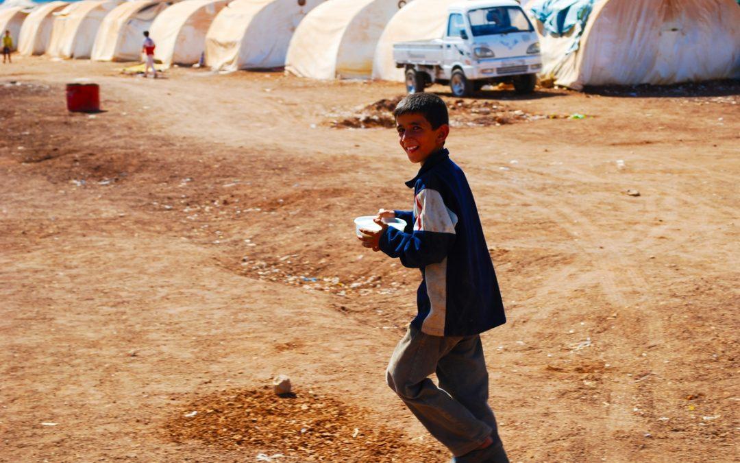 Guerra in Siria: da Aleppo il medico che dà speranza ai bambini