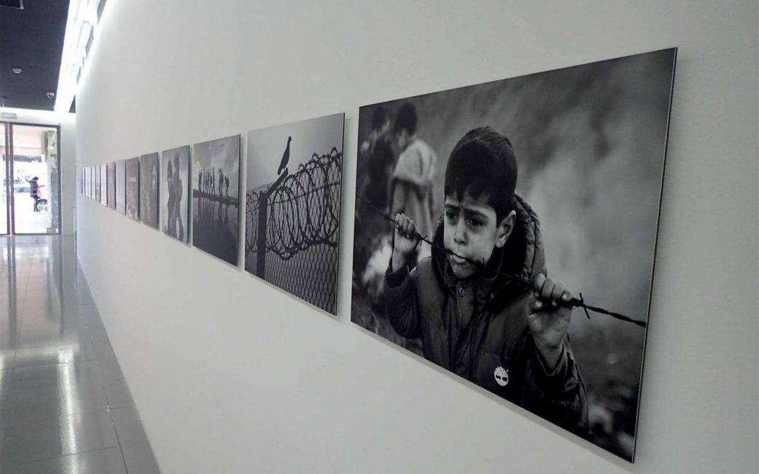 """""""Europa XXI Secolo"""" mostra fotografica di Gabriel Tizon"""