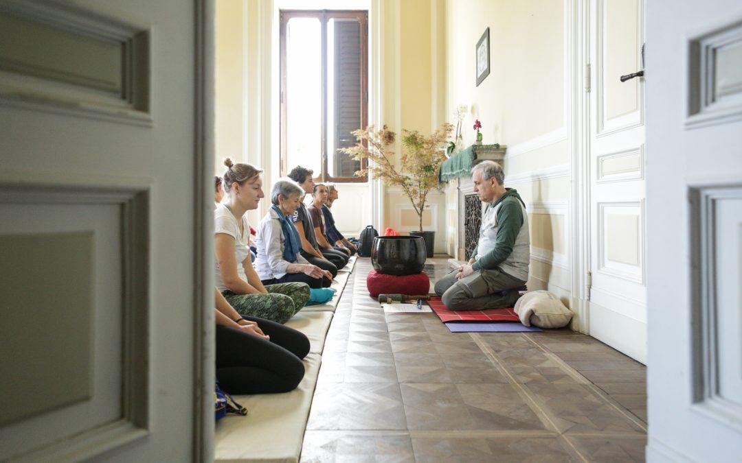 Meditazione con il Sangha di Brescia