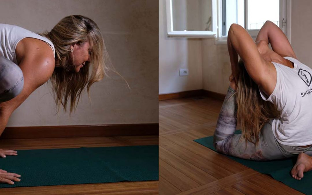 BARBARA TRAVANINI – Ashtanga Yoga