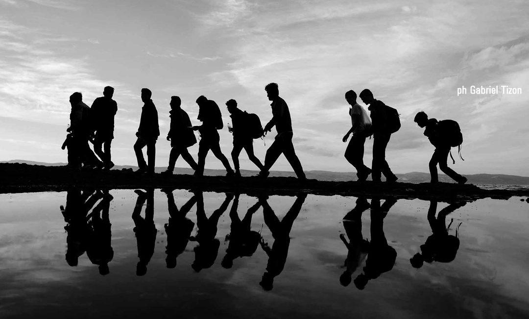 FILOXENIA Testimonianze dalla guerra in Siria e dai campi profughi