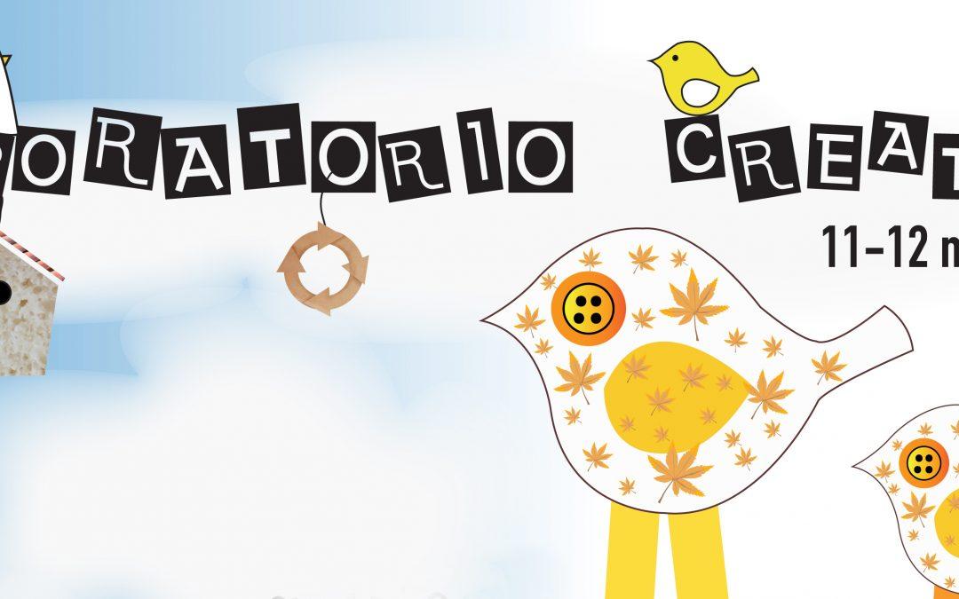Laboratori creativi per bambini – Spazio LaboBimbi