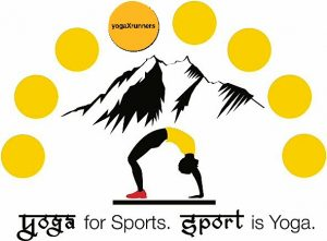 logo yoga for sport