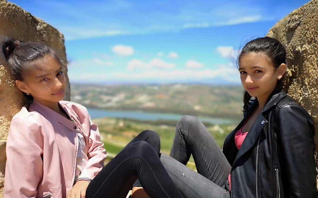 Kenia e Bianca Jade Bizzocchi (Vegan Sisters)