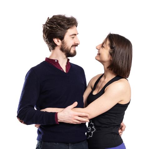 Alice Merlini e Francesco Losapio
