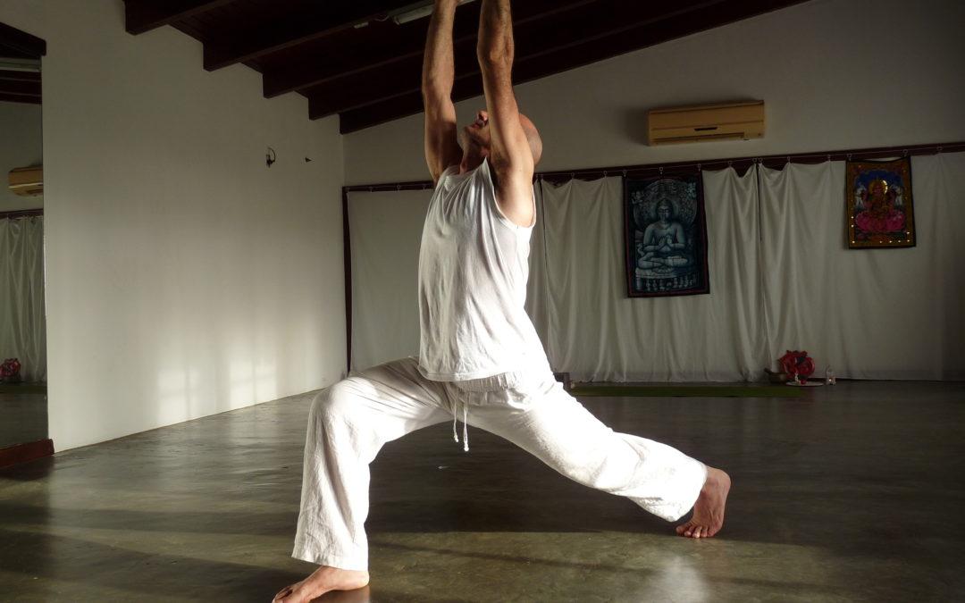 Yoga per tutti – Freeclass di Hatha Yoga di Giovanni Vitali